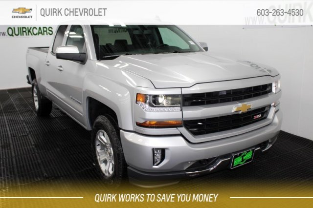 2018 Silverado 1500 Double Cab 4x4,  Pickup #M28108 - photo 1