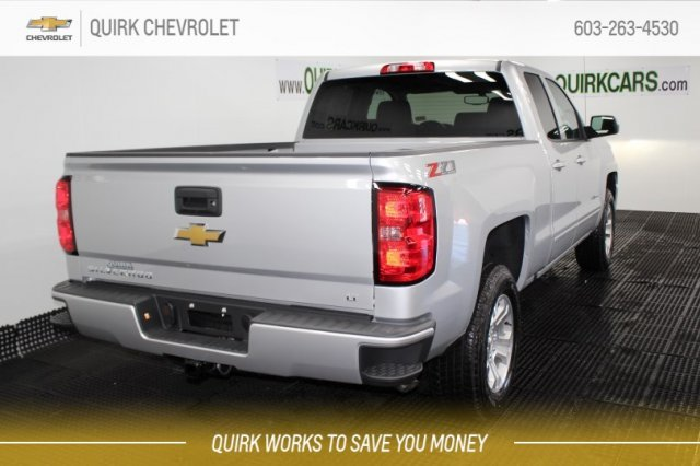 2018 Silverado 1500 Double Cab 4x4,  Pickup #M28108 - photo 2