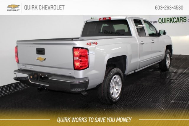 2018 Silverado 1500 Double Cab 4x4,  Pickup #M28119 - photo 2
