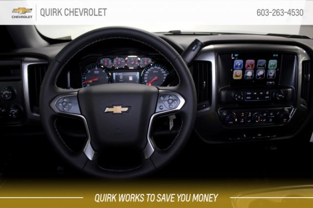 2018 Silverado 1500 Double Cab 4x4,  Pickup #M28119 - photo 6