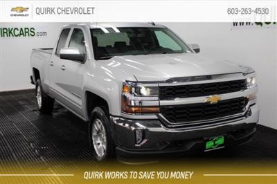 2018 Silverado 1500 Double Cab 4x4,  Pickup #M28119 - photo 1