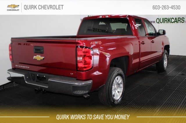 2018 Silverado 1500 Double Cab 4x4,  Pickup #M28138 - photo 2