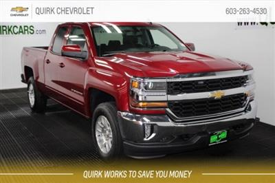 2018 Silverado 1500 Double Cab 4x4,  Pickup #M28138 - photo 1