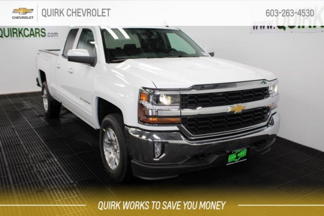 2018 Silverado 1500 Double Cab 4x4,  Pickup #M28169 - photo 1
