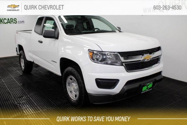 2019 Colorado Extended Cab 4x4,  Pickup #M28231 - photo 1
