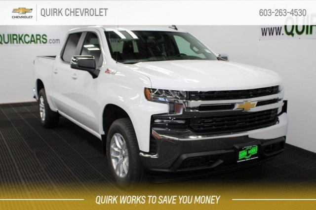 2019 Silverado 1500 Crew Cab 4x4,  Pickup #M28397 - photo 1