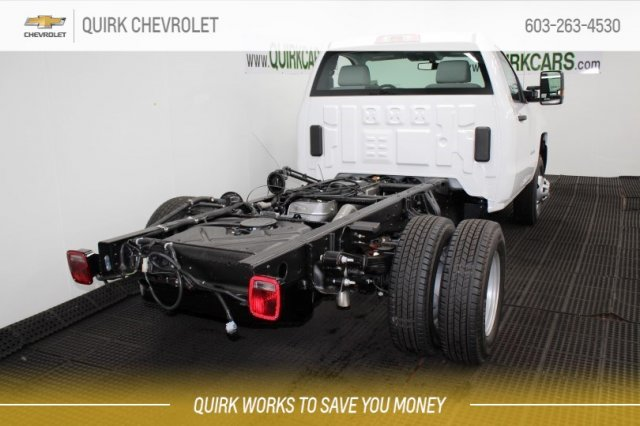 2019 Silverado 3500 Regular Cab DRW 4x4,  Cab Chassis #M28551 - photo 1