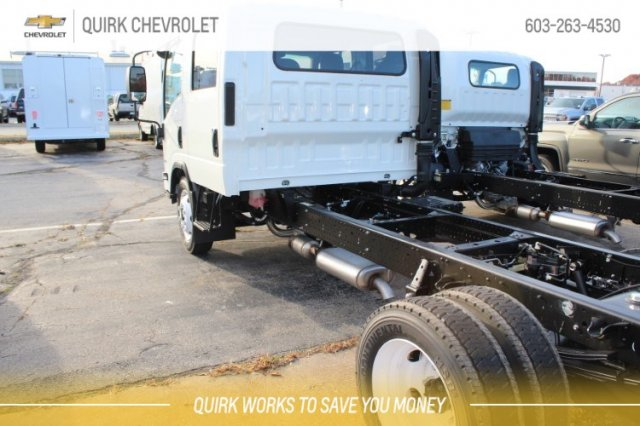 2018 LCF 4500 Crew Cab,  Cab Chassis #M28587 - photo 2