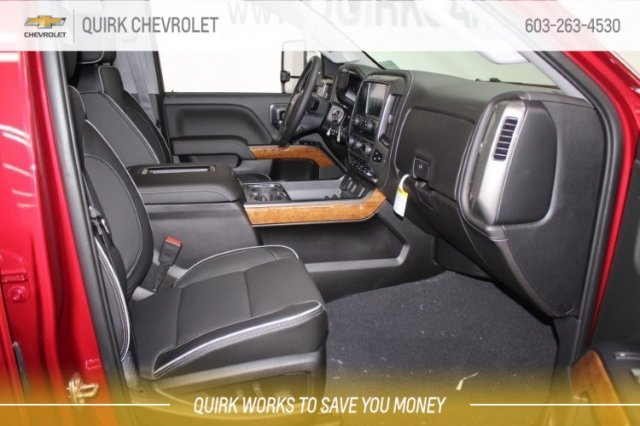 2019 Silverado 2500 Crew Cab 4x4,  Pickup #M28657 - photo 10