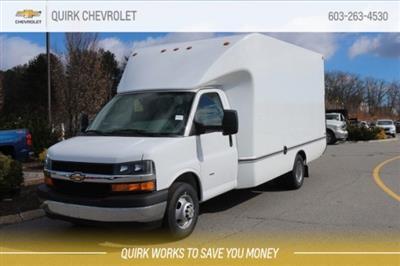 2019 Express 3500 4x2,  Unicell Aerocell Cutaway Van #M28695 - photo 1