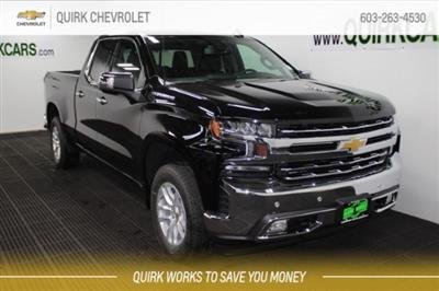 2019 Silverado 1500 Double Cab 4x4,  Pickup #M28696 - photo 1