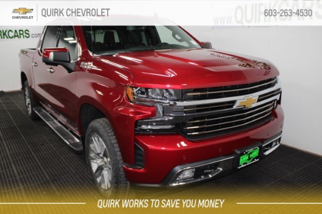 2019 Silverado 1500 Crew Cab 4x4,  Pickup #M28704 - photo 1