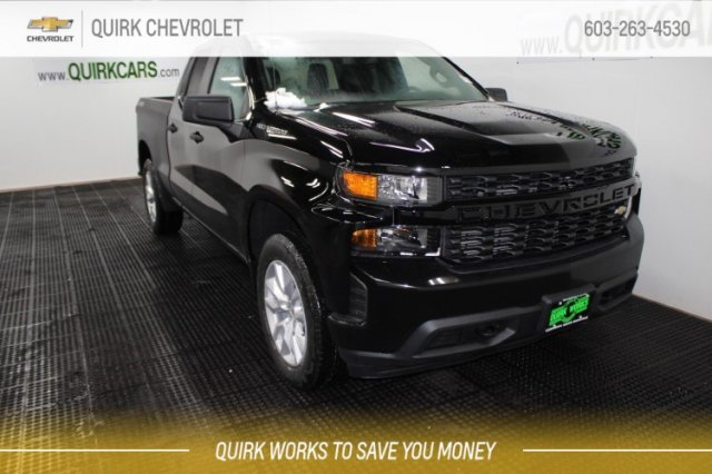 2019 Silverado 1500 Double Cab 4x4,  Pickup #M28706 - photo 1