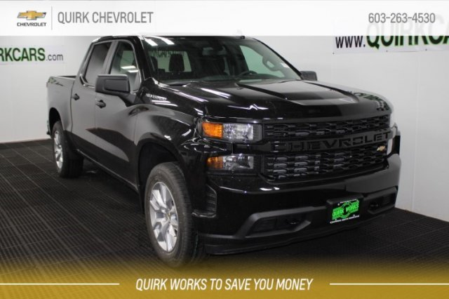 2019 Silverado 1500 Crew Cab 4x4,  Pickup #M28715 - photo 1