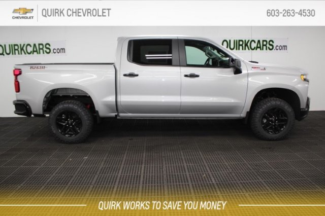 2019 Silverado 1500 Crew Cab 4x4,  Pickup #M28902 - photo 3