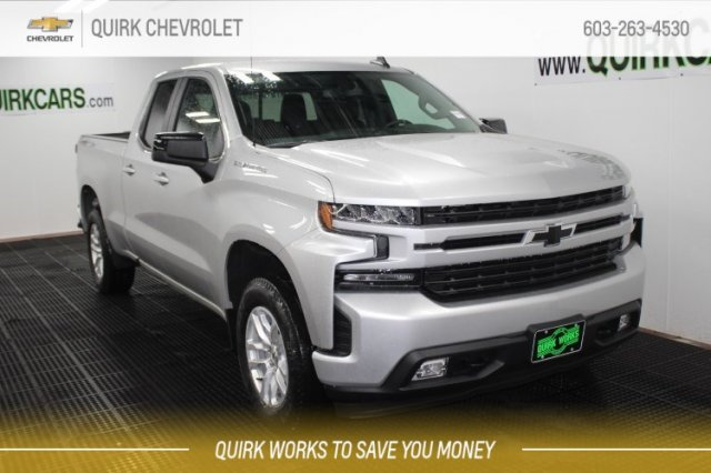 2019 Silverado 1500 Double Cab 4x4,  Pickup #M29160 - photo 1