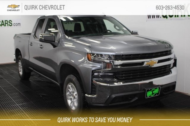 2019 Silverado 1500 Double Cab 4x4,  Pickup #M29179 - photo 1