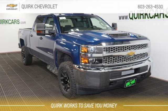 2019 Silverado 2500 Crew Cab 4x4,  Pickup #M29553 - photo 1