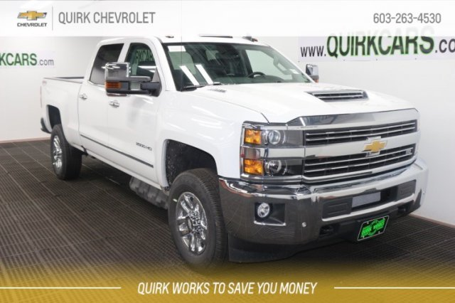 2019 Silverado 2500 Crew Cab 4x4,  Pickup #M29665 - photo 1