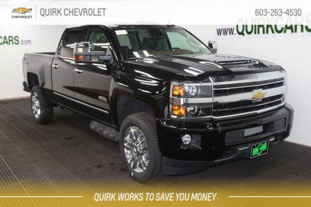2019 Silverado 3500 Crew Cab 4x4,  Pickup #M29748 - photo 1