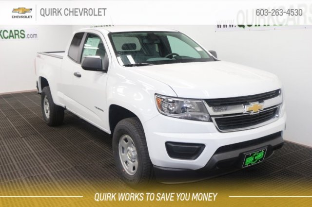 2019 Colorado Extended Cab 4x4,  Pickup #M29752 - photo 1
