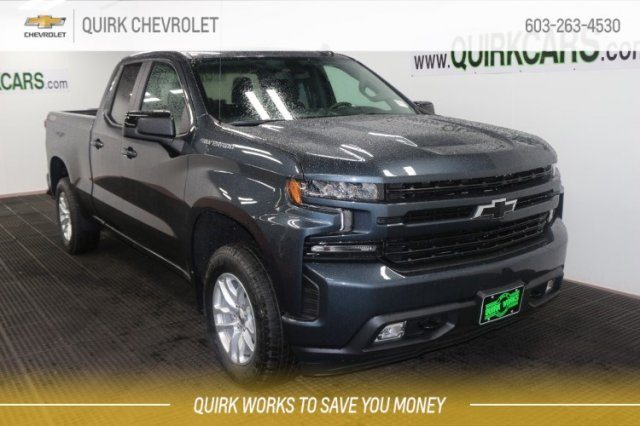 2019 Silverado 1500 Double Cab 4x4,  Pickup #M29863 - photo 1