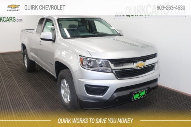 2019 Colorado Extended Cab 4x4,  Pickup #M29879 - photo 1