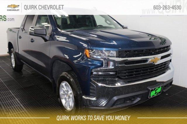 2019 Silverado 1500 Crew Cab 4x4,  Pickup #M30081 - photo 1