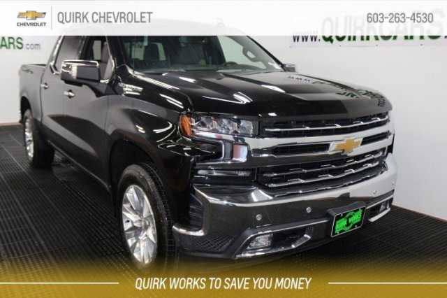 2019 Silverado 1500 Crew Cab 4x4,  Pickup #M30091 - photo 1