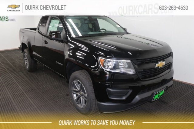 2019 Colorado Extended Cab 4x4,  Pickup #M30110 - photo 1