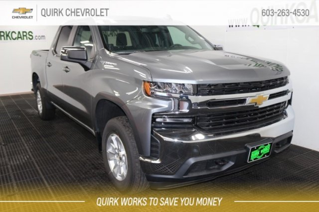 2019 Silverado 1500 Crew Cab 4x4,  Pickup #M30209 - photo 1
