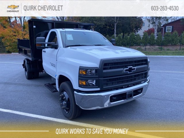 2019 Silverado Medium Duty DRW 4x2,  Cab Chassis #M30214 - photo 1