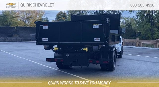 2019 Silverado Medium Duty Regular Cab DRW 4x2,  Cab Chassis #M30214 - photo 1