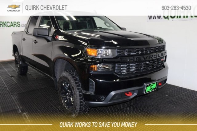 2019 Silverado 1500 Crew Cab 4x4,  Pickup #M30271 - photo 1