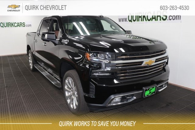 2019 Silverado 1500 Crew Cab 4x4,  Pickup #M30289 - photo 1