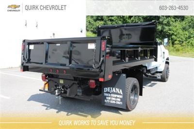 2019 Silverado Medium Duty Regular Cab DRW 4x4,  Rugby Dump Body #M30497 - photo 2