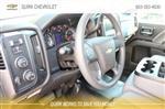 2019 Silverado Medium Duty Regular Cab DRW 4x4,  Rugby Dump Body #M30497 - photo 6