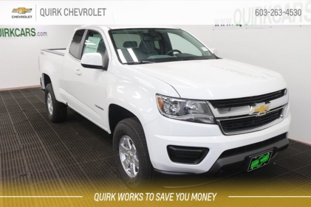 2020 Chevrolet Colorado Extended Cab 4x4, Pickup #M30552 - photo 1
