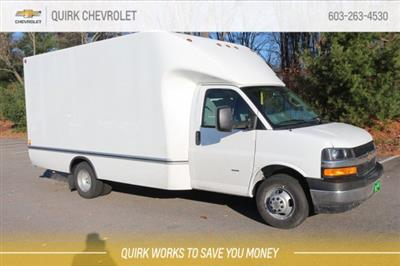2019 Chevrolet Express 3500 RWD, Unicell Aerocell Cutaway Van #M30843 - photo 1