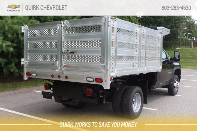 2020 Chevrolet Silverado 3500 Regular Cab DRW 4x4, Duramag Landscape Dump #M31918 - photo 1