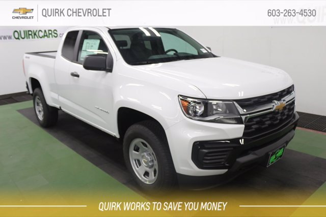 2021 Chevrolet Colorado Extended Cab 4x4, Pickup #M31923 - photo 1