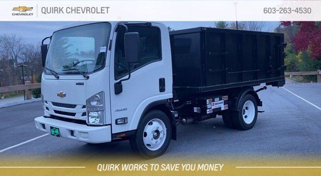 2019 Chevrolet LCF 4500 Regular Cab 4x2, Swaploader Hooklift Body #M32117 - photo 8
