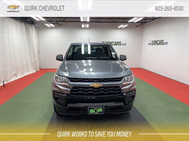 2021 Chevrolet Colorado Crew Cab 4x4, Pickup #M33375 - photo 1