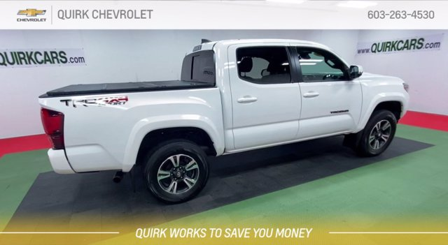 2018 Toyota Tacoma Double Cab 4x4, Pickup #MU3998A - photo 1