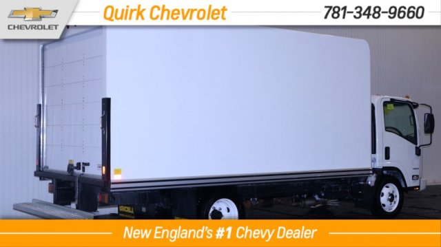 2016 LCF 4500 Regular Cab, Unicell Dry Freight #C53327 - photo 2