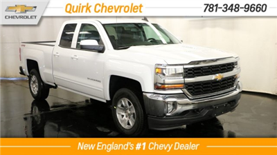 2017 Silverado 1500 Double Cab 4x4 Pickup #C55934 - photo 1