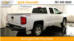 2017 Silverado 1500 Double Cab 4x4 Pickup #C55934 - photo 2