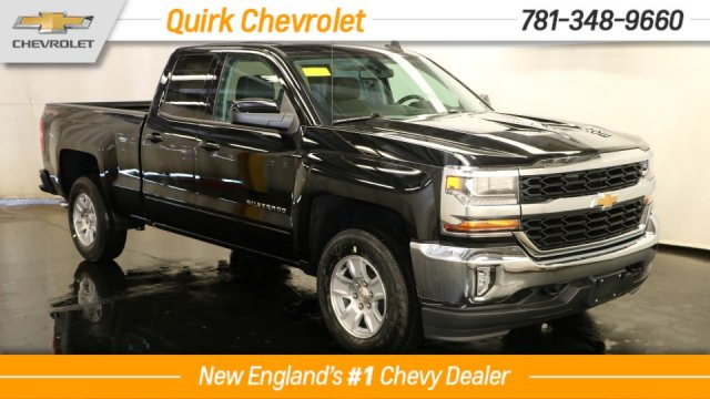 2017 Silverado 1500 Double Cab 4x4 Pickup #C55953 - photo 1