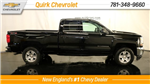 2017 Silverado 1500 Double Cab 4x4 Pickup #C55953 - photo 3