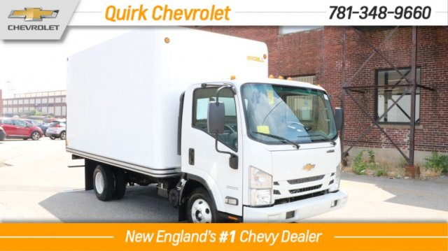 2016 LCF 3500 Regular Cab 4x2, Unicell Dry Freight #C56835   Photo ...